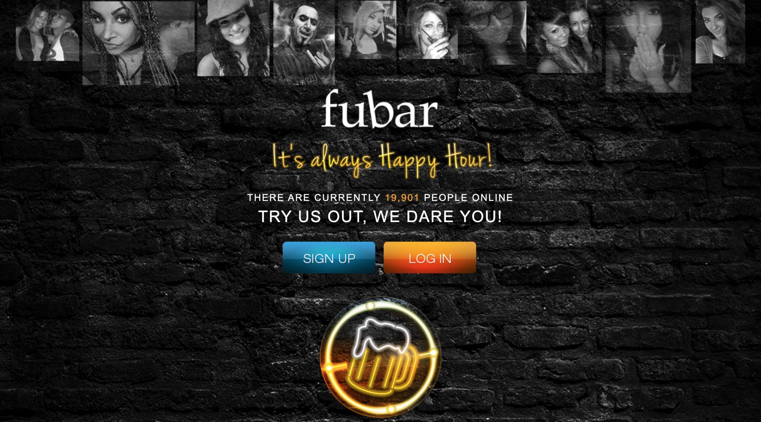 Fubar main page