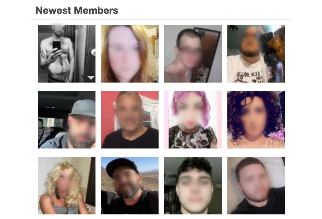 TGPersonals members