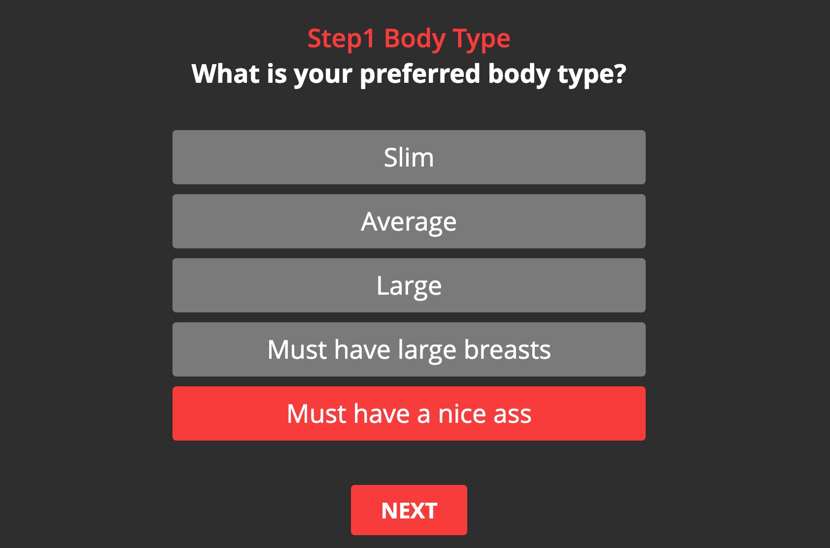 TSDates body type